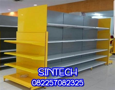 Rak Gudang Ldr Hdr Pabrik rak toko rak gudang produsen sintech rack