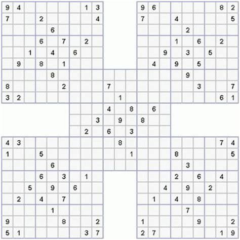 12 best sudoku puzzles images on pinterest   sudoku