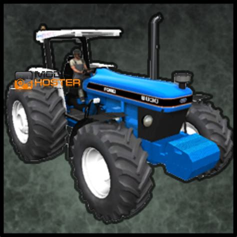 Corwin Ford Na by Ls 2011 Ford 8030 V 1 0 Ford Mod F 252 R Landwirtschafts