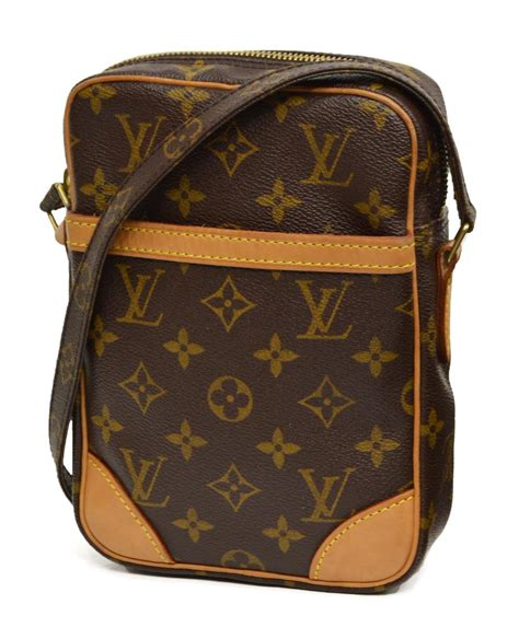 louis vuitton danube monogram shoulder bag  jo anne
