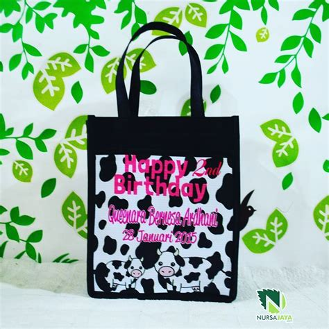 Jual Kain Goni Di Jogja souvenir tas blacu dan tas spunbond ukuran dan t
