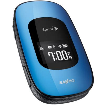 sanyo vero scp 3820 large keypad flip sprint cell phone for sale mobilecellmart