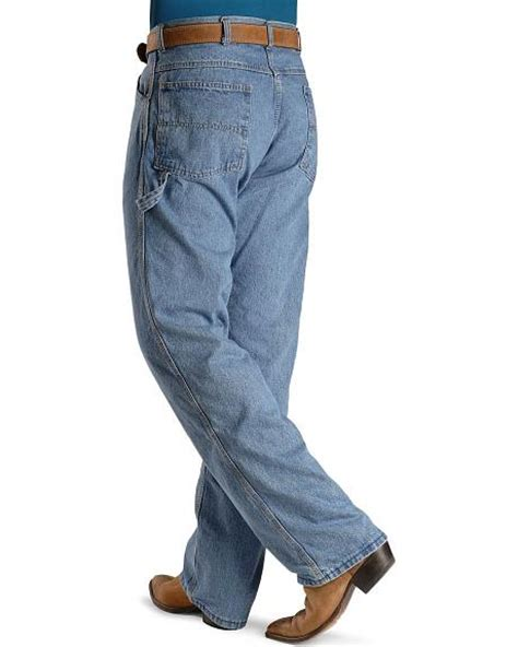 round house jeans u s a made round house jeans dungaree relaxed fit sheplers