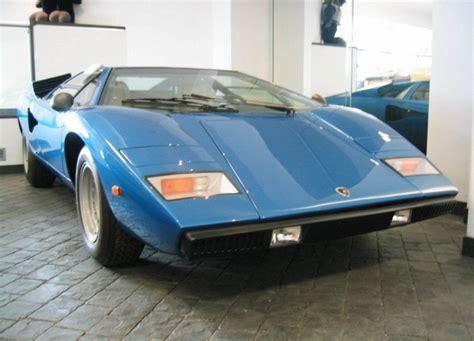 1973 Lamborghini Countach 1973 1990 Lamborghini Countach Picture 7057 Car