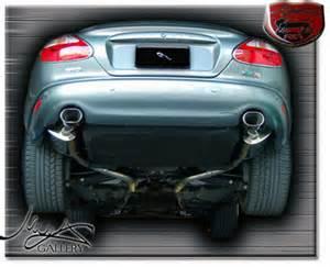 Jaguar Xf Exhaust Tips Jaguar Xk8 Xkr 97 06 Mina Peformance Exhaust Muffler