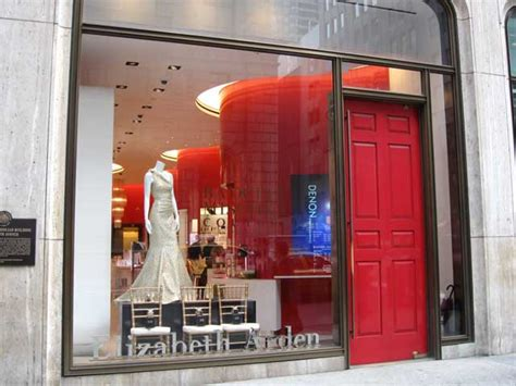 to elizabeth arden 663 5th ave by visit 5th avenue