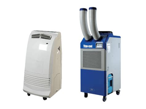 CRS 10kW Portable Air Conditioner Hire