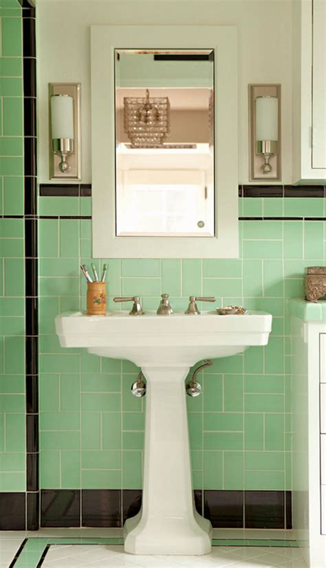 Bathroom Medicine Cabinet Ideas by The 25 Best Art Deco Bathroom Ideas On Pinterest Art