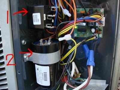 ac capacitor start kit start kit huntsville heating cooling inc