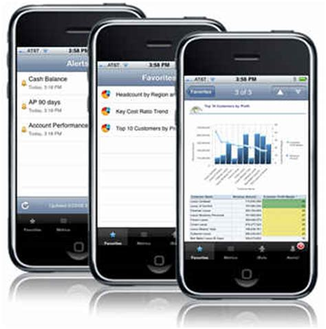 business letter app for iphone oracle launches iphone business app techrepublic
