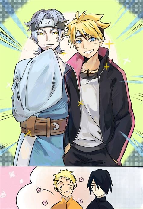 boruto x mitsuki 17 best images about boruto mitsuki on pinterest