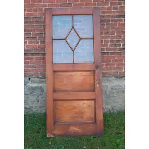 sold antique exterior doors