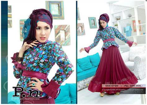 stayle baju masakini style fashion baju muslim model terbaru masa kini 2015