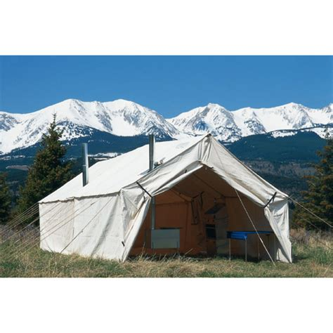wall tent accessories outfitterssupply com montana canvas tents gallery