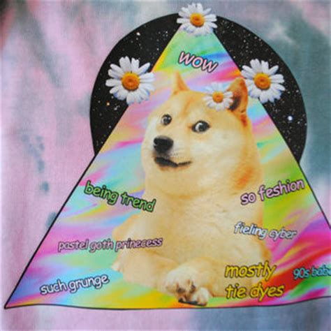 Doge Meme T Shirt