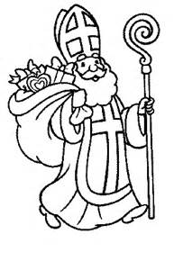 st nicholas coloring page st nicholas coloring coloring pages