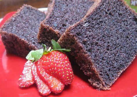cara membuat kue bolu ketan hitam panggang 2 resep bolu ketan hitam lembut dan enak resep hari ini