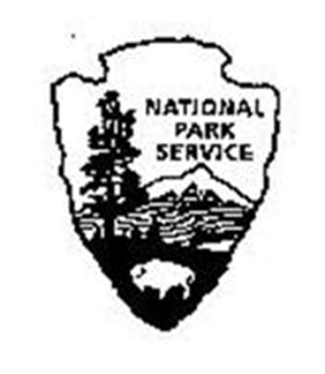 Department Of Interior National Park Service by National Park Service Trademark Of Department Of The