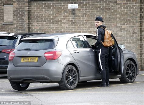 alexis sanchez clean cars lincoln car park reveals huge gap between them and arsenal