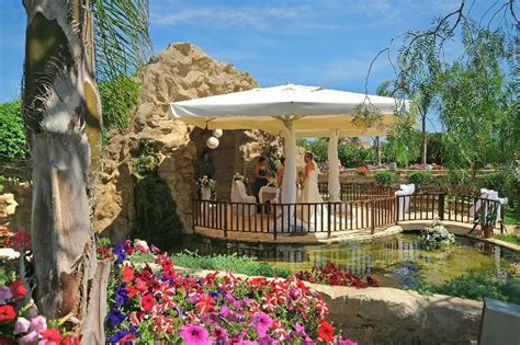 Olympic Gardens wedding venue in Ayia Napa, Cyprus