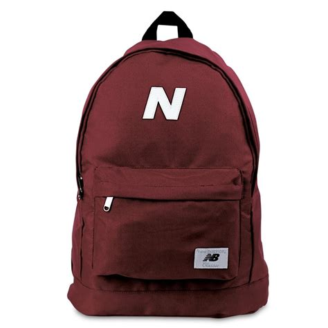 new backpacks new balance mellow backpack in burgundy 9963 at