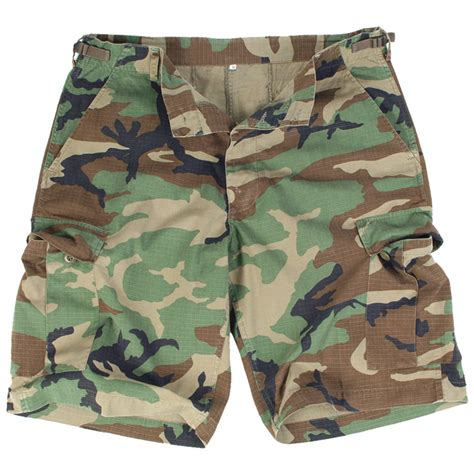 army pattern cargo shorts army patrol combat mens work shorts fishing cargo ripstop
