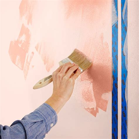 how to wash colors color wash walls