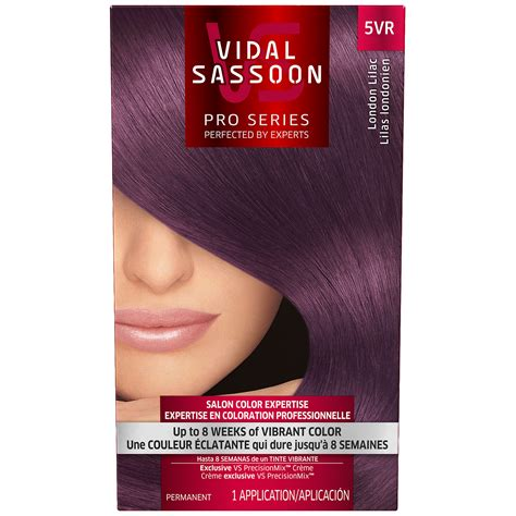 5vr hair color vidal sassoon pro series vidal sassoon pro series