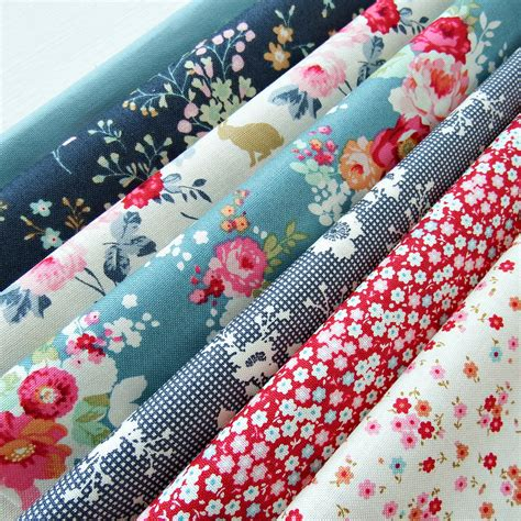 Giveaway Fabric - tilda autumn collection blog hop and giveaway very berry handmade