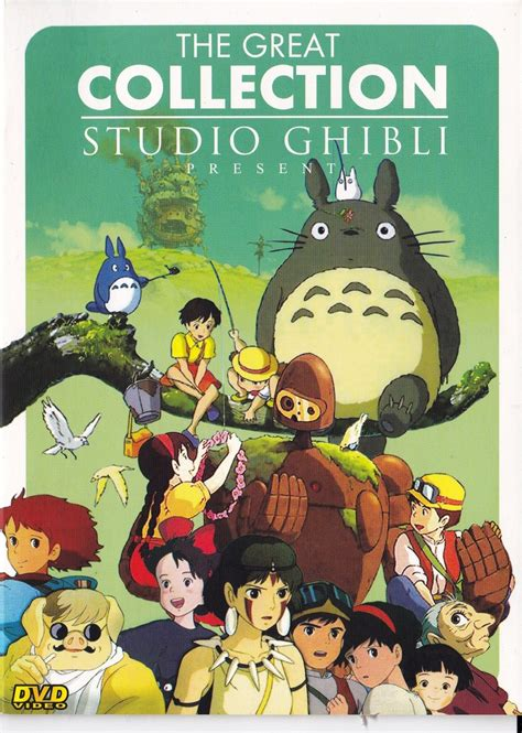 studio ghibli movies dvd anime studio ghibli 14 movies collection region all