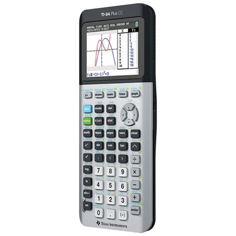 ti 84 color graphing calculator instruments ti 84 plus ce graphing calculator grey