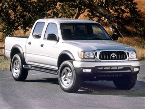 2002 toyota tacoma double cab | pricing, ratings & reviews