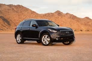 Infiniti Suv 2014 2014 Infiniti Qx70 3 7 Test Photo Gallery Motor Trend