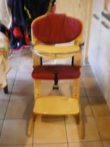 chaise enfant bois occasion clasf