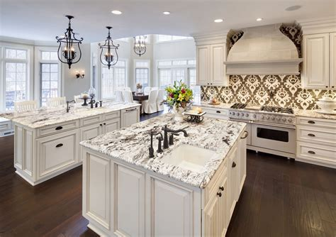 white kitchen with white granite white carrara granite kitchen traditional with black