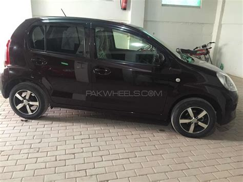Toyota Passo Toyota Passo Hatchback 2nd Generation Review