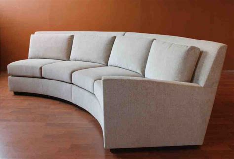 Curved Sofa Sectional Modern Contemporary Curved Sectional Sofa Home Furniture Design