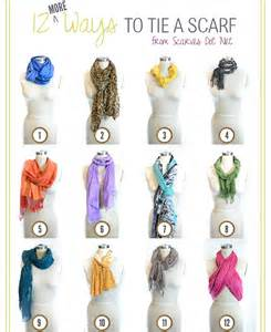 How Do You Drape A Window Scarf Different Ways To Tie A Long Scarf Car Interior Design