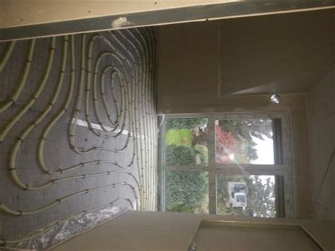 Estrich Auf Fu Bodenheizung 4323 by Fu 223 Bodenaufbau Heizung Und Estrich Wir Bauen Unser Haus