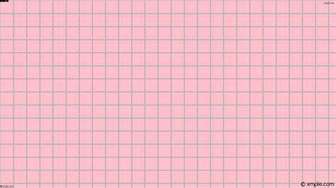 pink grid pattern wallpaper pink grid white graph paper ffc0cb ffffff 75