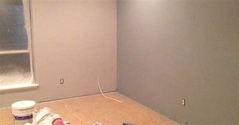 Master Bedroom Colors Ideas behr marquee paint in silver city left and silent film