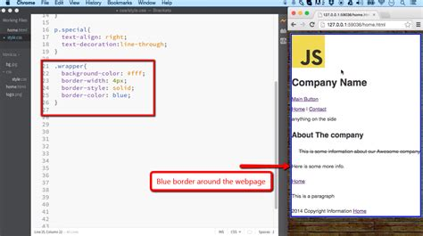 how to change border color css adding borders to elements ilovecoding