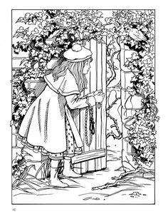 secret garden colouring book vancouver 1000 images about secret garden on the secret