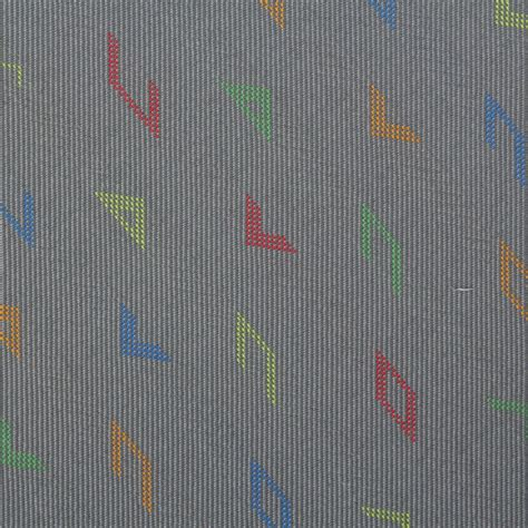 Vw Upholstery Fabric by Official Vw Transporter Car Seat Grey Scrim Foam