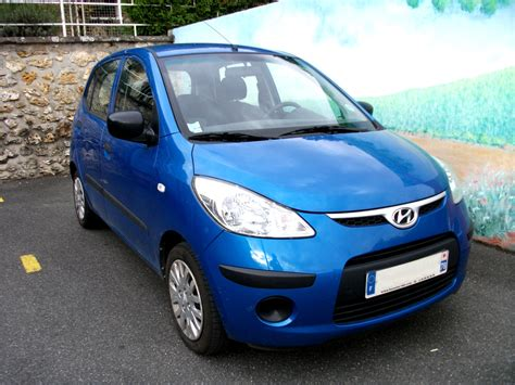 hyundai small car the old 2008 hyundai i10 the ideal small car