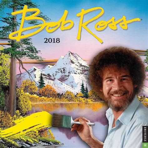 bob ross painting books for sale bob ross 2018 wall calendar the of painting by bob