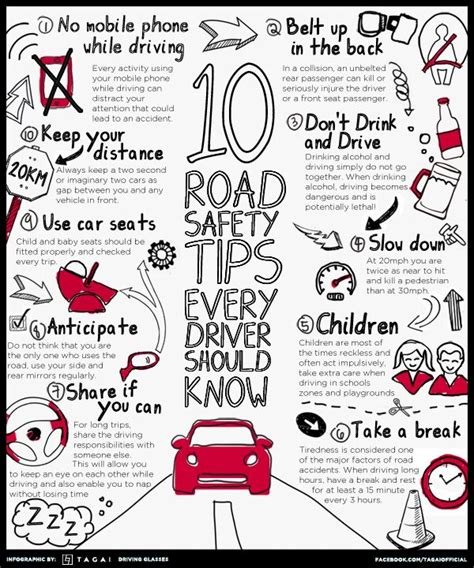7 Tips For Being A Safe Driver On The Road by 25 Best Ideas About Road Traffic Safety On
