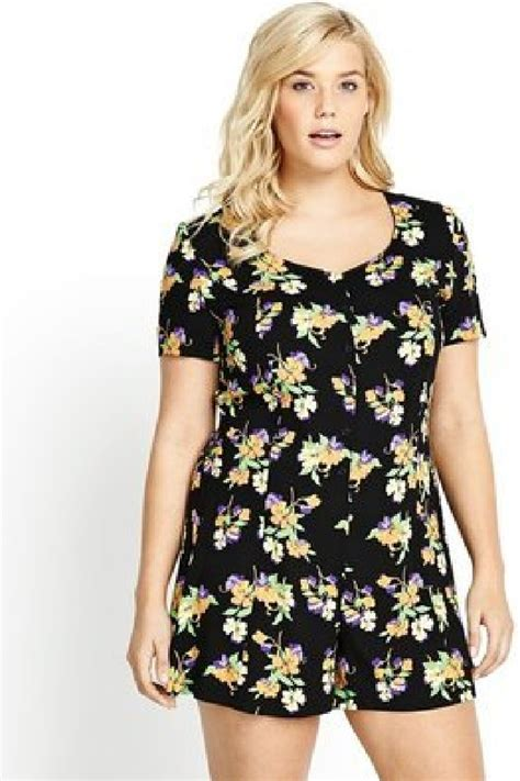 fashion for curvy florals
