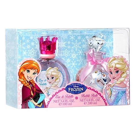 la reine des neiges coffret eau de toilette vaporisateur parfums enfant walt disney walt disney