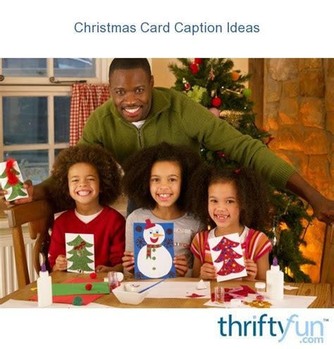 christmas card  ideas thriftyfun